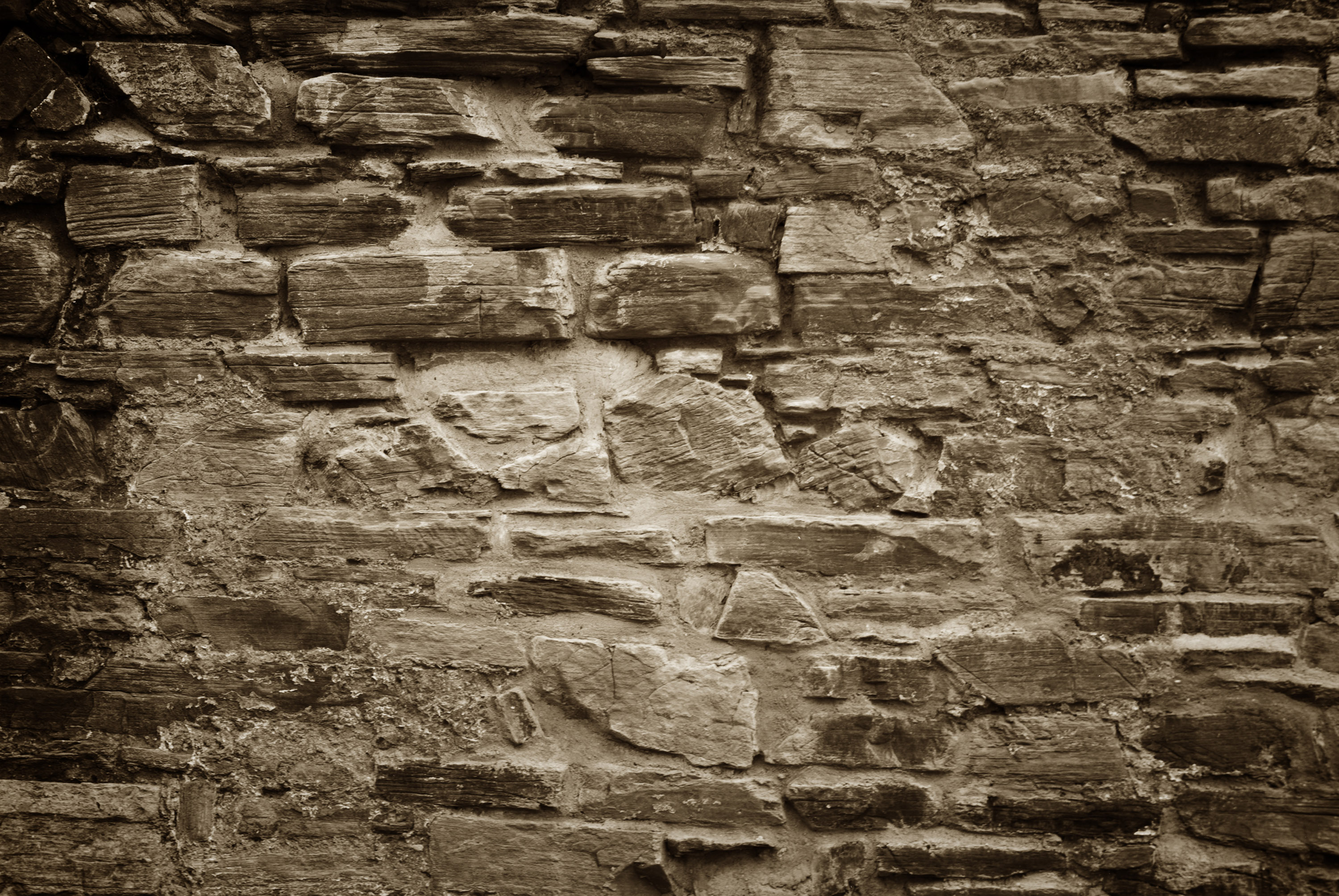 great old dirty stone wall background