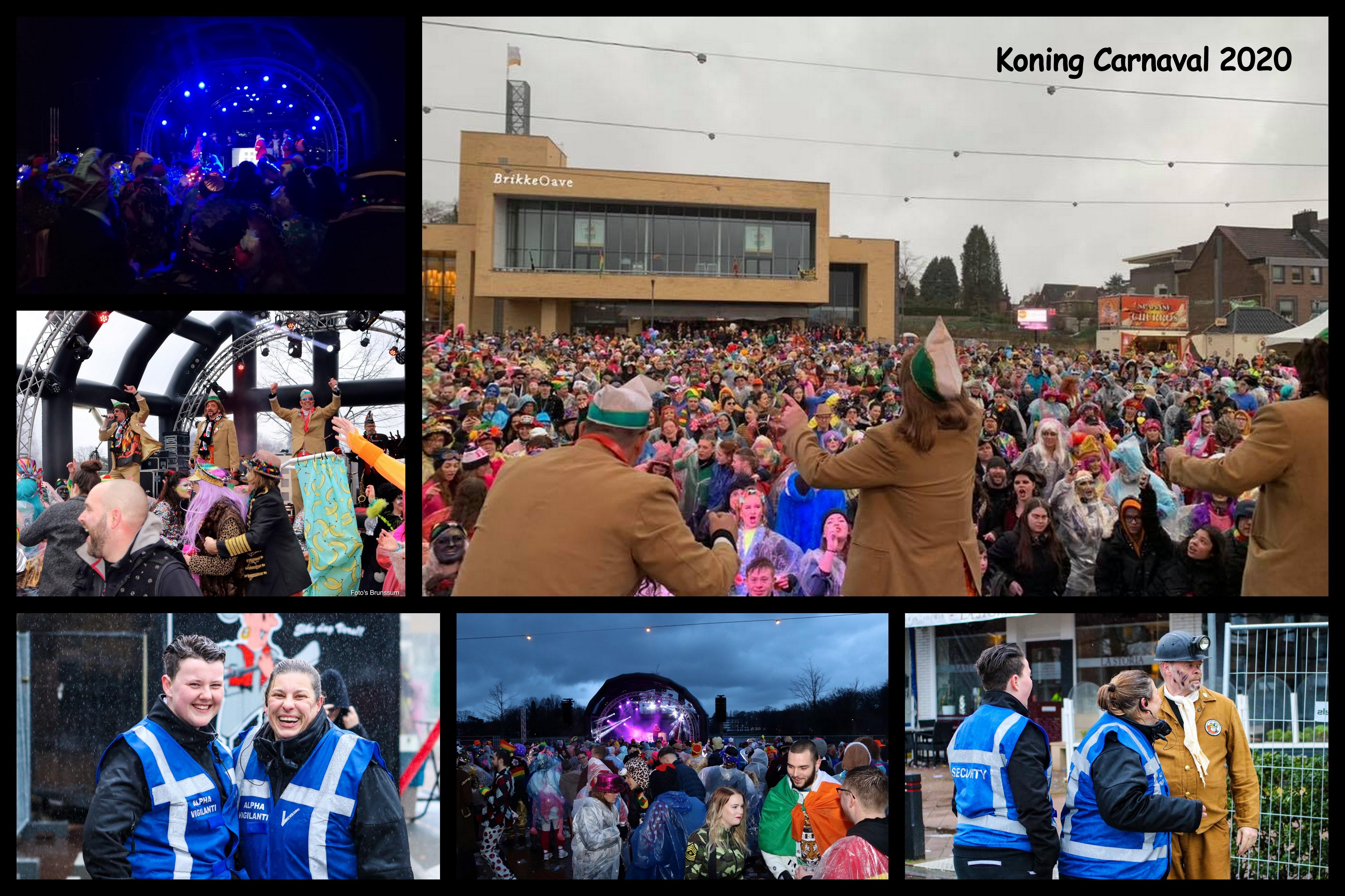 Koning Carnaval 2020